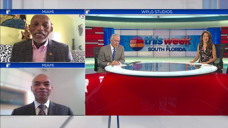 Eric Knowles and Barron Channer join TWISF to discuss South Florida Black Prosperity Alliance