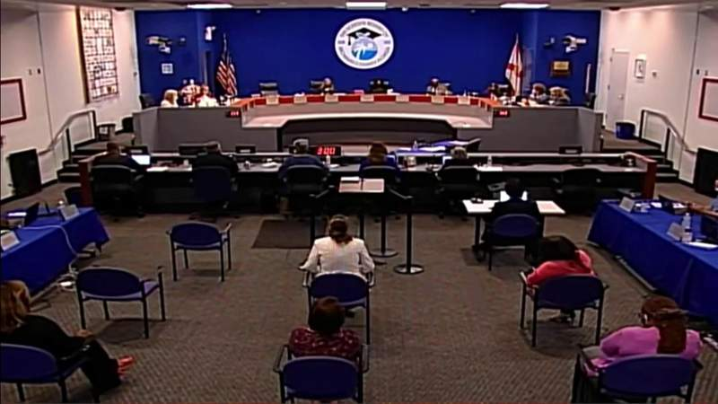 Broward County School Board authorizes chair to move forward with separation negotiations