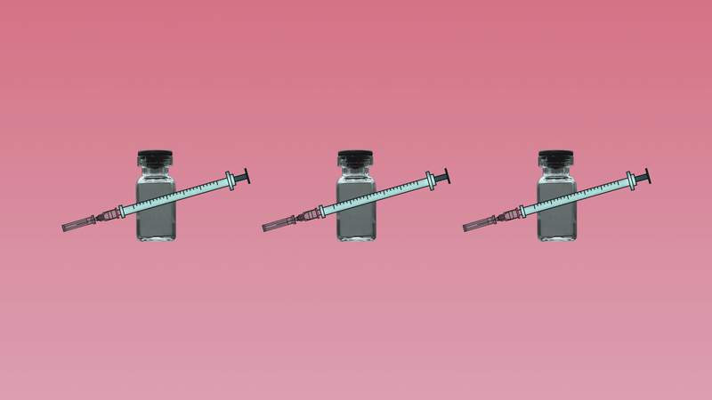 Are some COVID-19 vaccines more effective than others? (AP Illustration/Peter Hamlin)