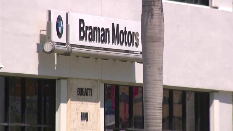 Local 10 Exclusive: Computer hackers target Braman Motors wanting ransom money