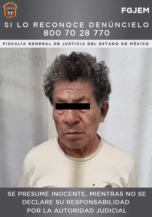 Los restos de las víctimas se encontraron en la casa de Andrés N. quien se considera inocente hasta que un juez dicte sentencia.