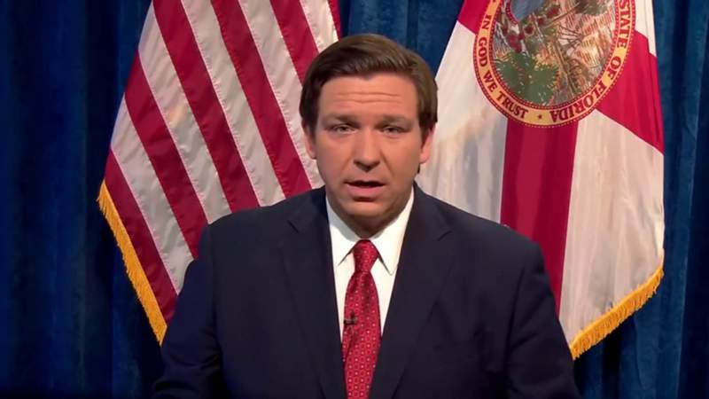 Gov. DeSantis says Florida has flattened the curve. Is he taking a victory lap too early?