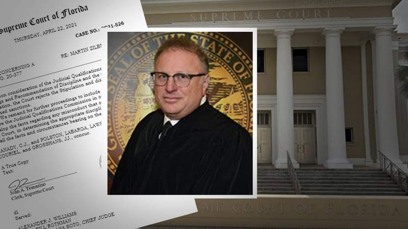 The Florida Supreme Court wants more details about Miami-Dade Circuit Judge Martin Zilber's misconduct.