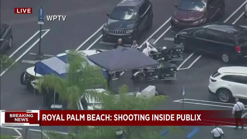 3 Dead in Shooting at Florida Shopping Plaza