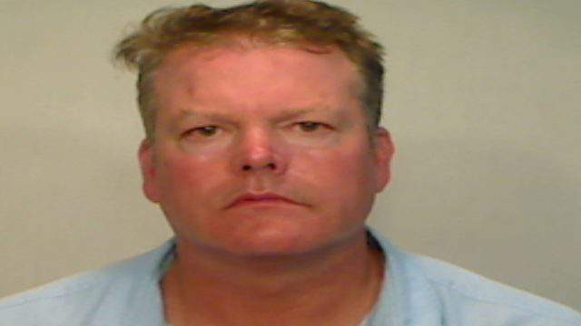 Scott Willand Alino, 47, of New Jersey, is accused of dragging his 9-year-old daughter from a restaurant in South Florida and choking her in the parking lot.