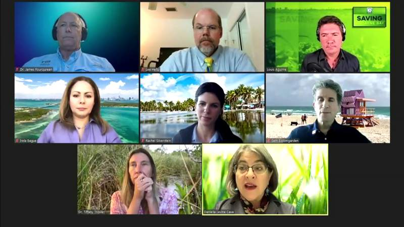 Efforts to save Biscayne Bay discussed, updated during virtual town hall