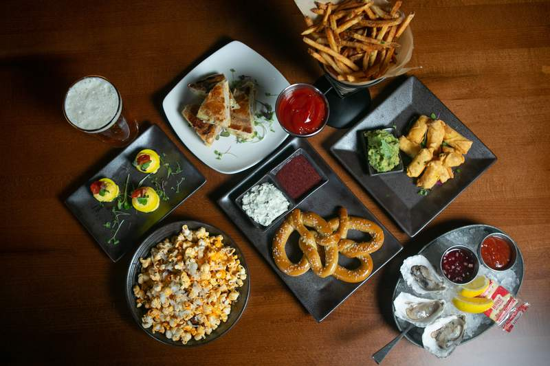 Appetizers at Union Kitchen & Bar in Wilton Manors.