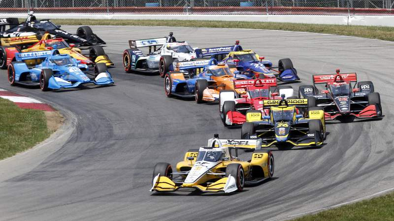 IndyCar inks new NBC Sports deal, 2 races to run on Peacock