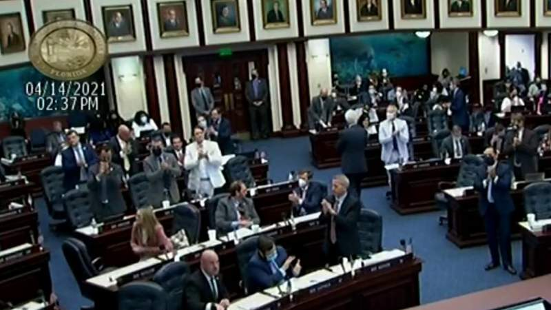Bill banning transgender athletes from school, college sports passes Florida House