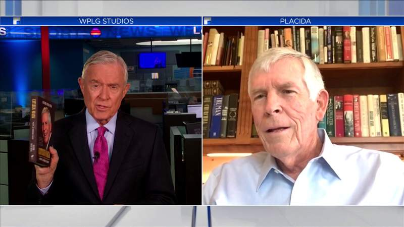 Former Sen. Connie Mack chats about new book on TWISF
