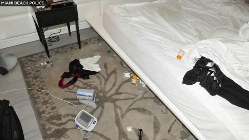 Video and photos show hotel room where Andrew Gillum found in apparent incoherent state