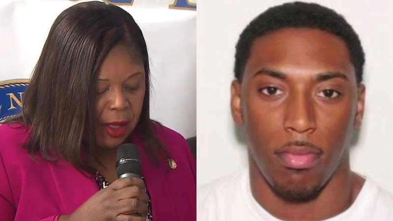 Former state senator grieves after shooter kills son in Miami-Dade