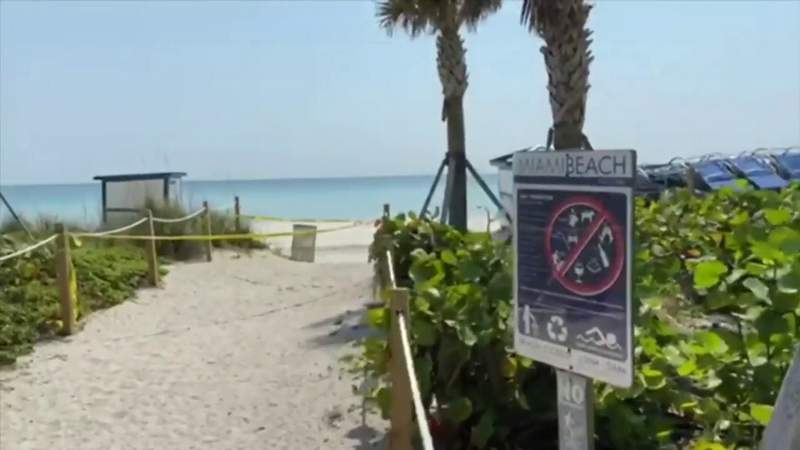 Miami Beach mayor not planning to reopen city any time soon