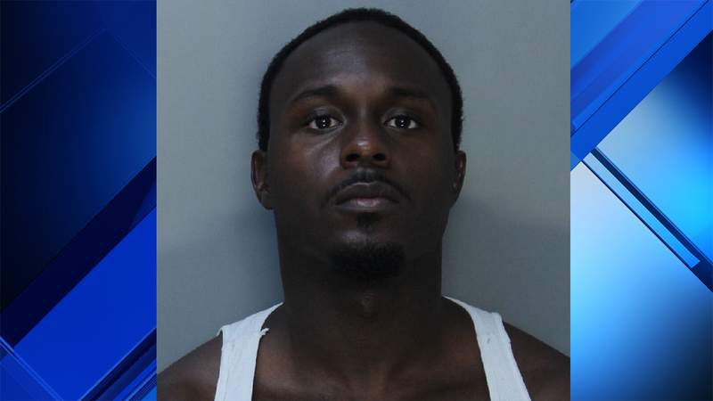 Jonathan Callaway is accused of trying to smuggle unauthorized items into a Miami-Dade prison.