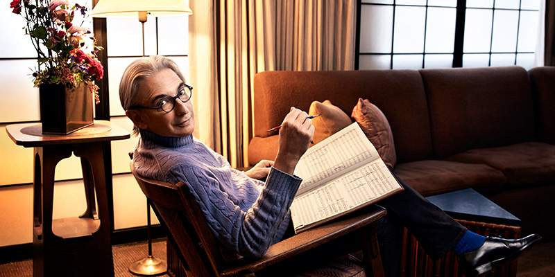 Michael Tilson Thomas, co-founder and artistic director of Miami's New World Symphony, is recovering from a brain tumor.