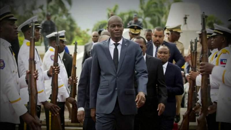 Broward doctor an accused key player in Haiti president killing