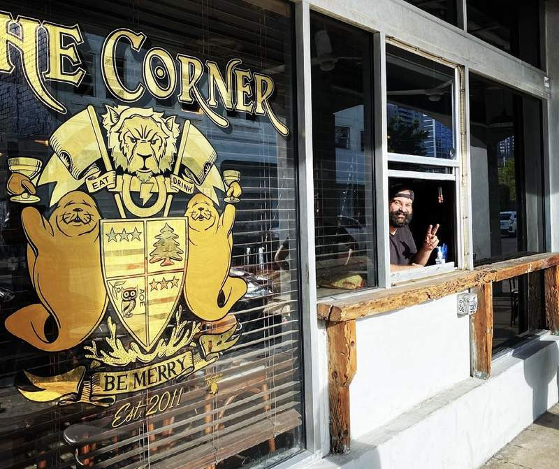 The Corner in Downtown Miami is back.