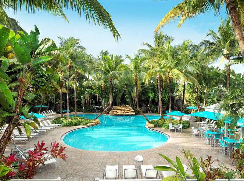 Havana Cabana at Key West is America's Most Saved Hotel.