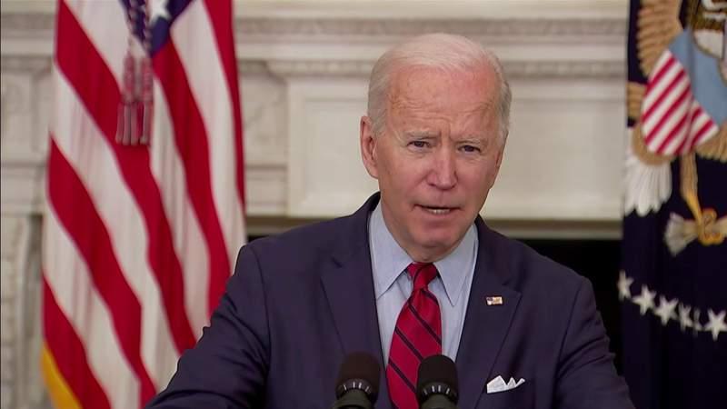 President Biden honors victims of Colorado shooting, wants Congress to act on gun control