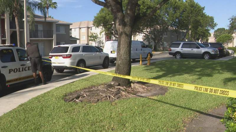 Miami Gardens police investigate a woman's death inside a gated community.