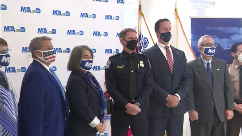 New initiative to combat human trafficking announced at Miami International Airport