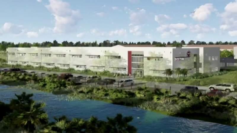 GF Default - Renderings show replacement for building 12 on Marjory Stoneman Douglas campus