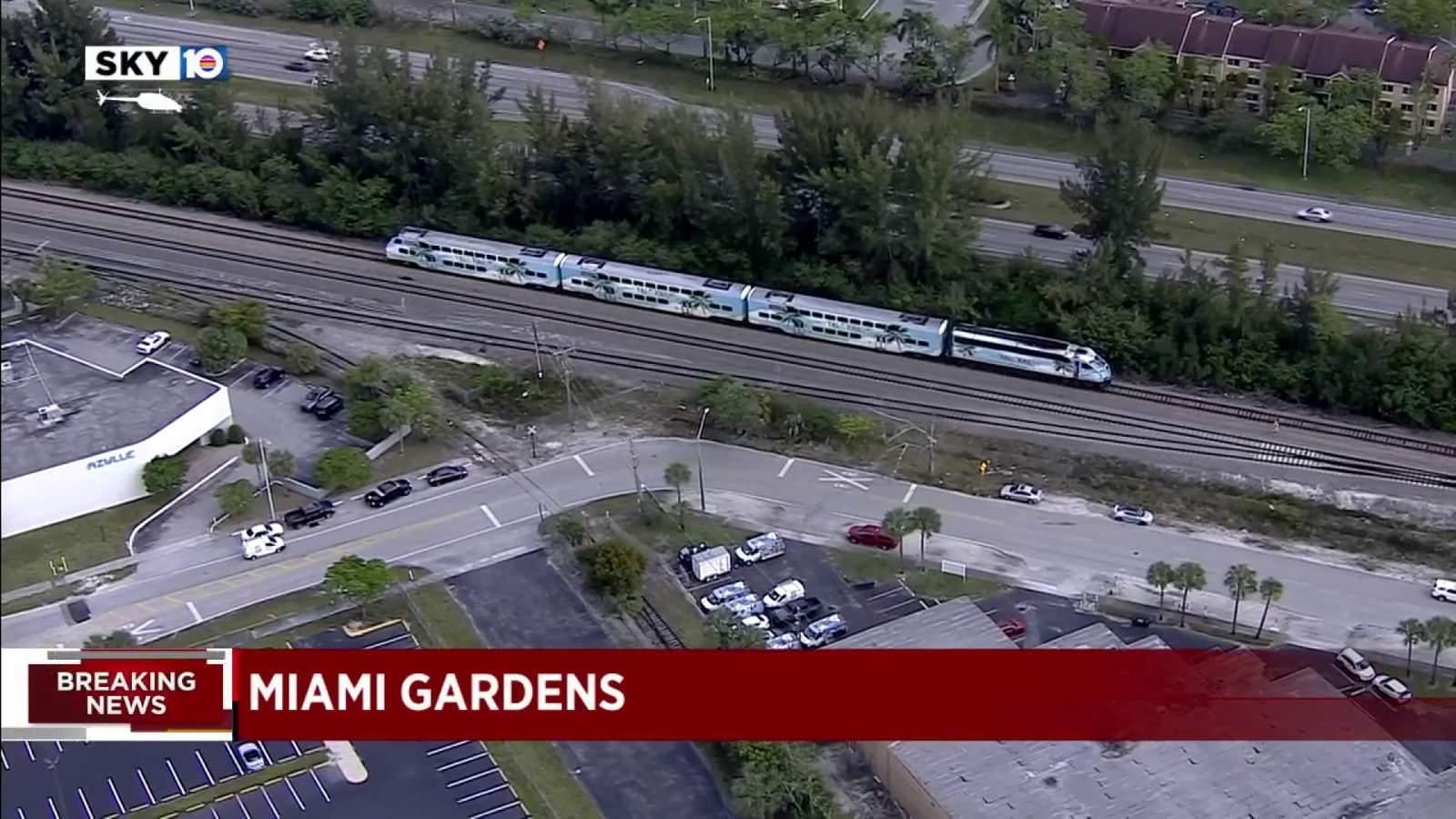 Tri-Rail train crash in Miami Gardens kills 1 person