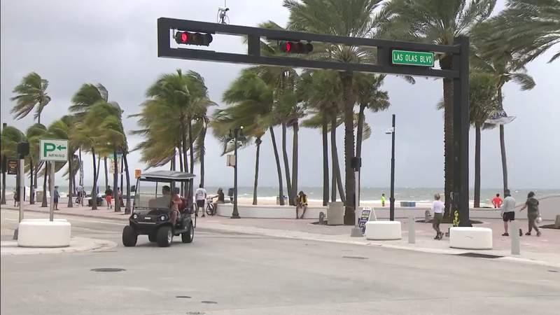 Man stabbed, dies near Fort Lauderdale Beach