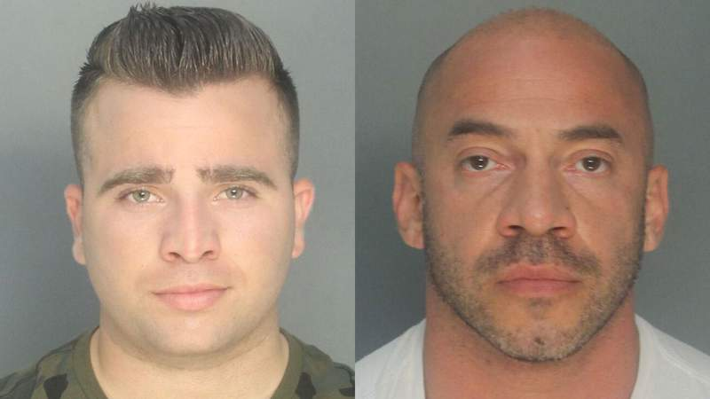 2 officers arrested for allegedly falsifying traffic tickets in Hialeah