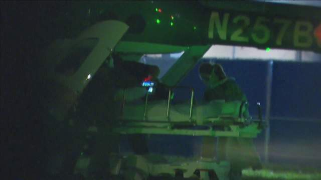 A child is flown to Jackson Memorial Hospital after being burned by a pressure cooker in Fort Lauderdale.