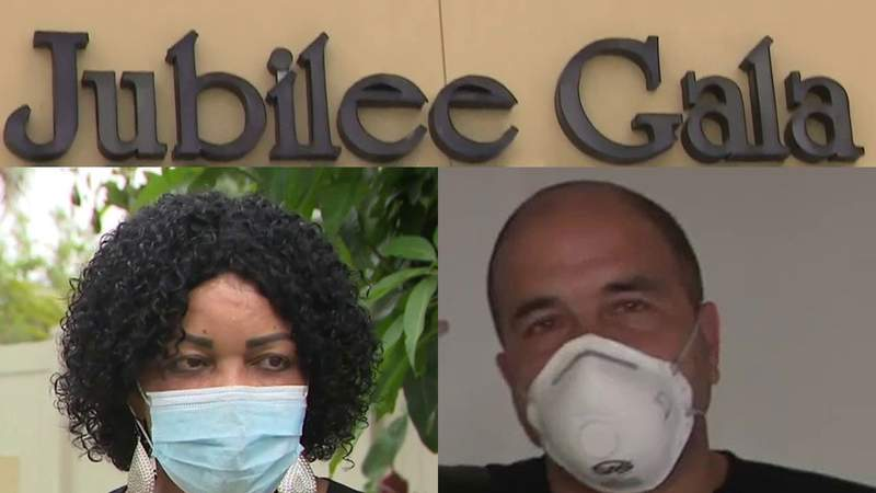 Jubilee Gala Reception Hall holds woman's nearly $5,000 hostage
