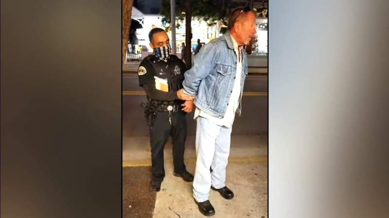 Key West arrests Fire Rescue Commissioner for not wearing mask
