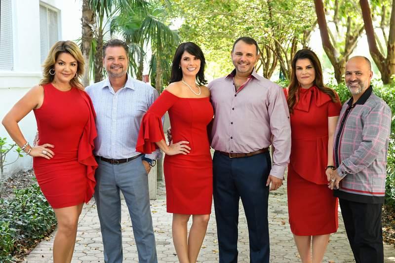 Amy Cao, Pedro Cao, Elizabath Santiago, Alejandro Santiago, Carmen Oramas, and Fernando Oramos continue the Vicky Bakery legacy.