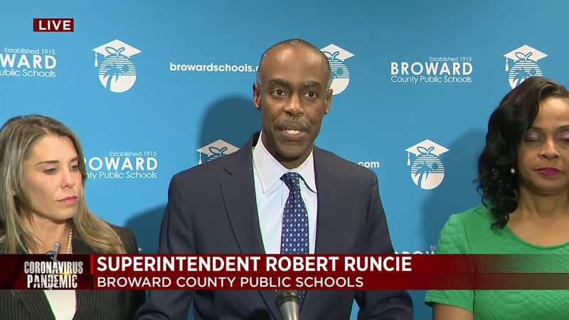 Broward County public schools to remain open, after-school activities closed