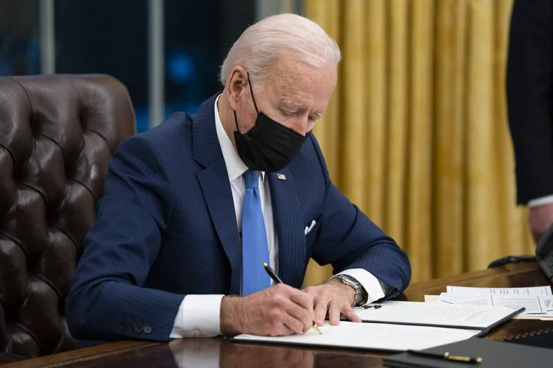 Joe Biden has named a Broward County high school student to a task force on COVID-19 health equity.