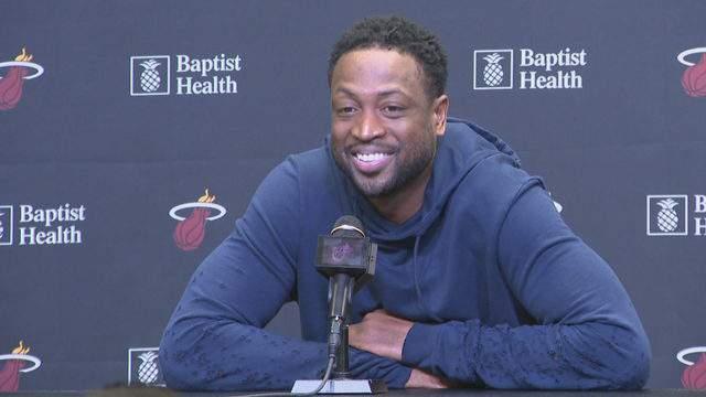 Dwyane Wade to co-owner of Utah Jazz, report says