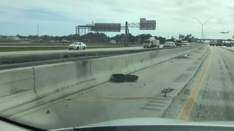 Debris on road a major issue FDOT wants to fix