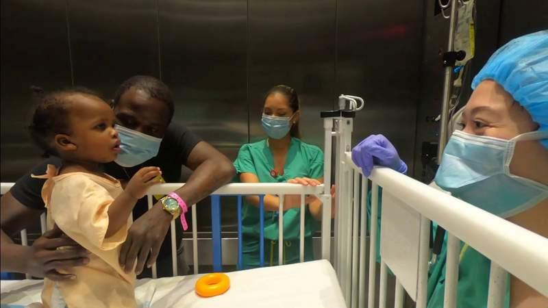 South Florida hospital marks decade of pediatric heart transplants