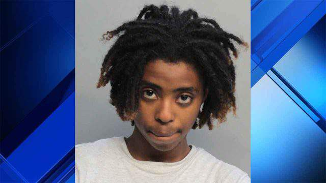 Daija Kemp faces charges of first-degree murder and armed robbery in the fatal shooting of Kevin Willis, whose body was found in November 2018 at Scott Park in Miami Gardens.