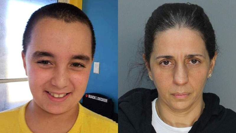 Mom accused of letting autistic son drown in a canal will face death penalty