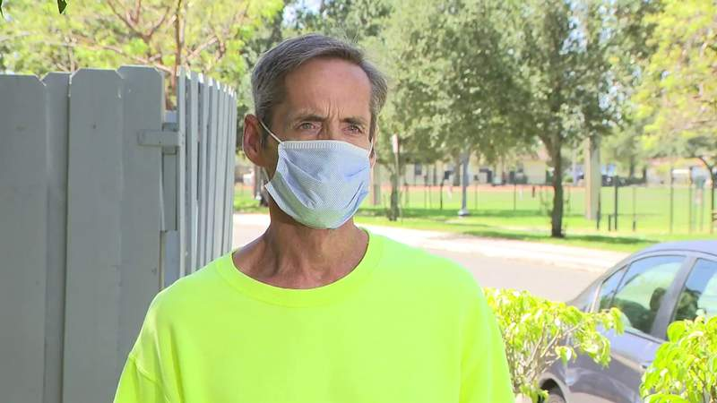 Broward resident: Food distributions ignore those who can't afford car