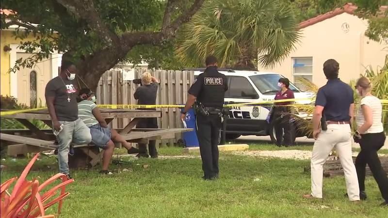 Teen stabbed in Fort Lauderdale, police say