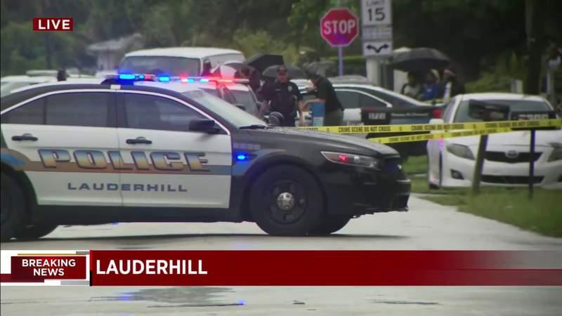 Fatal shooting under investigation in Lauderhill