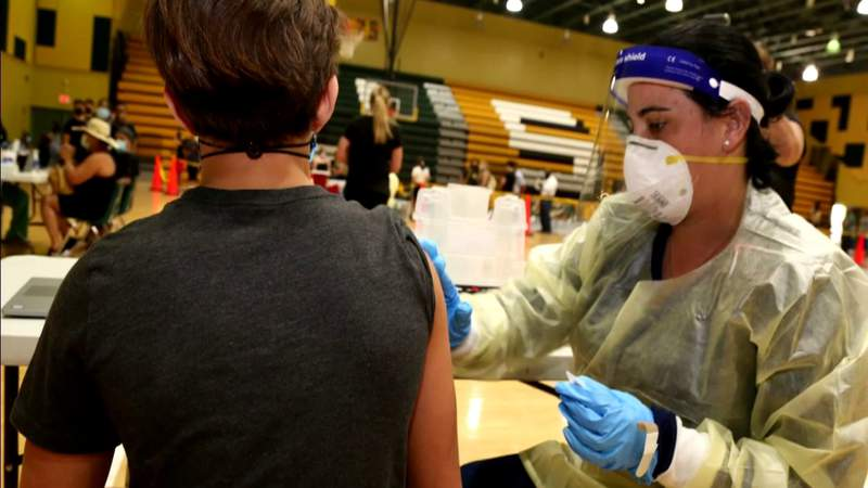 Miami-Dade County Public Schools partners with county to add vaccination sites
