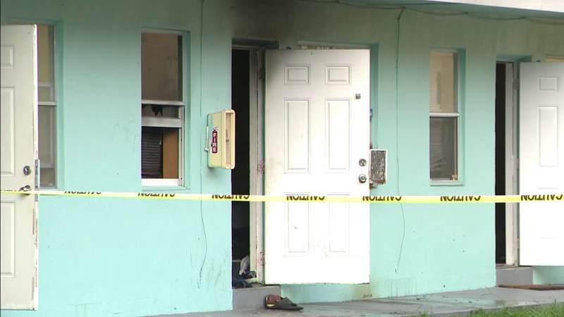 1 person dead after fire in Dana Beach apartment complex