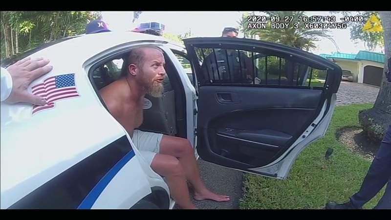New video released in incident involving ex Trump campaign advisor Brad Parscale