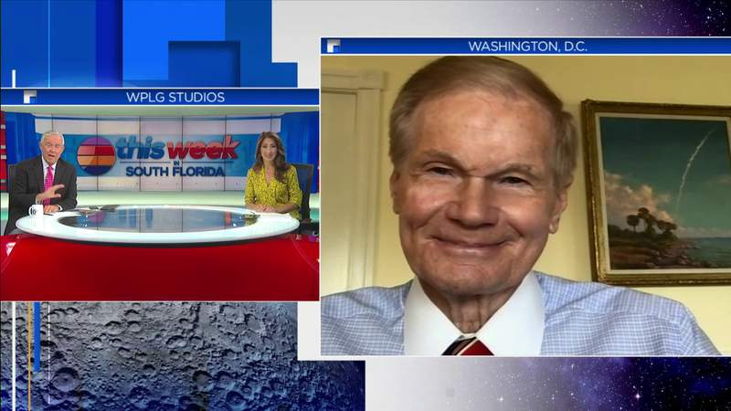 New NASA administrator Bill Nelson joins TWISF