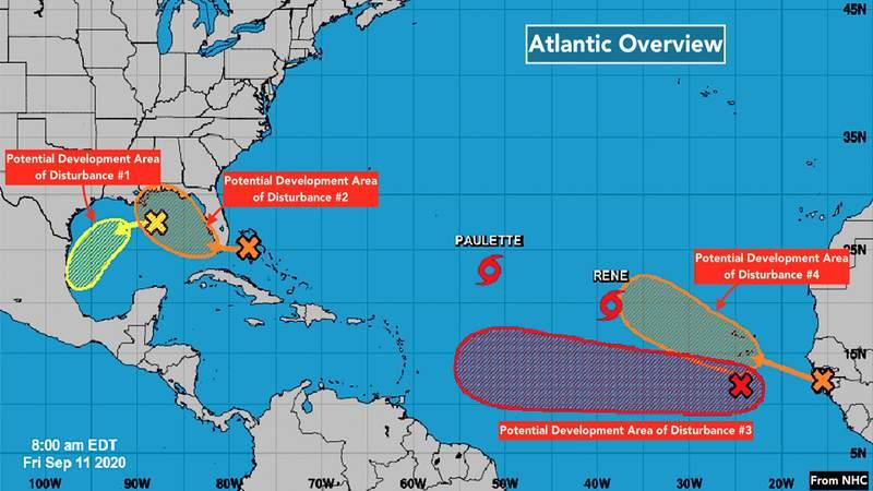 Sept. 11 Atlantic Overview.