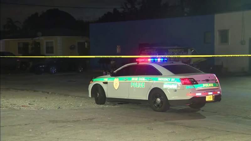Police find man shot dead in Miami-Dade
