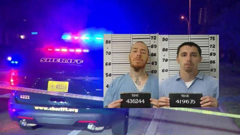 2 fugitives from Tenn. captured in Pompano Beach after extensive manhunt